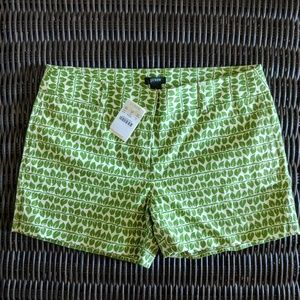 J Crew City Fit Shorts